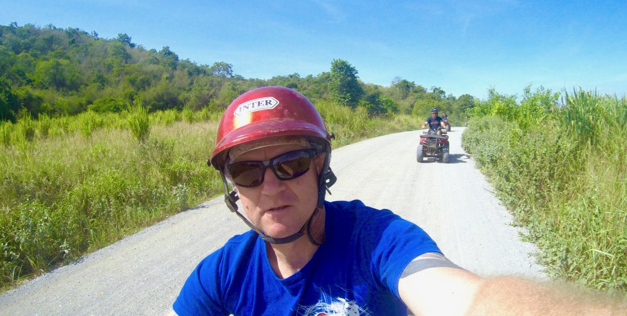 ATV fun in Thailand one of the 52 motivational experiences